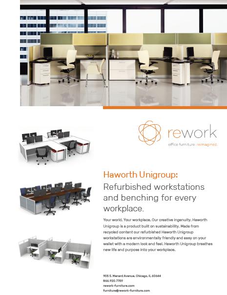 Haworth Unigroup Brochure