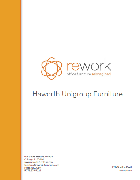 Haworth Unigroup Catalog