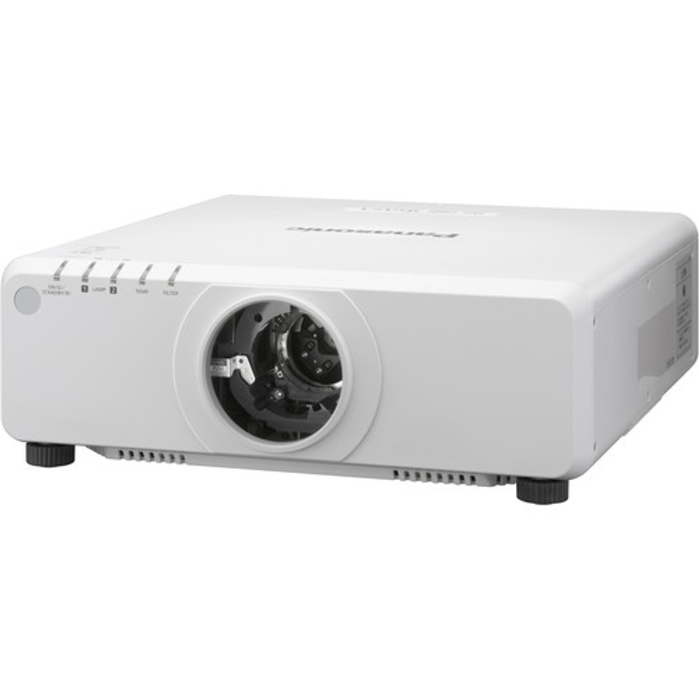 Panasonic PT-DX820WU 1-Chip DLP Fixed Installation Projector (PT-DX820WU)