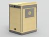 Spectrum Link Lectern - Media Manager Series (55115)