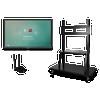 "ViewSonic IFP8650-E2 86"" 4K Interactive Display (Bundle)"