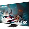"Samsung QN75Q800TA 75"" HDR 8K UHD Smart QLED TV"