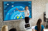 "Optoma 5861RK 86"" Interactive Flat Panel Display"