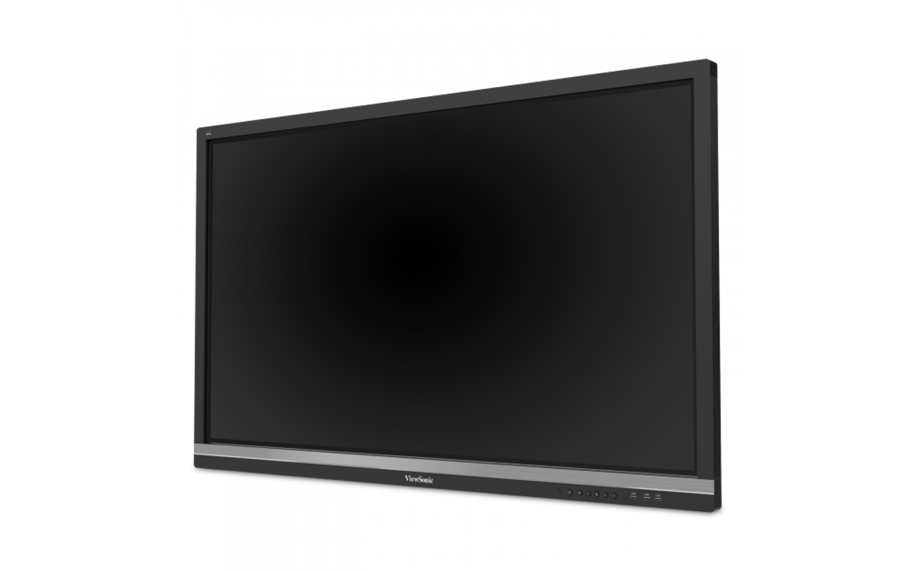 """ViewSonic IFP6560 65"""" 4K HD Interactive Commercial Display"""