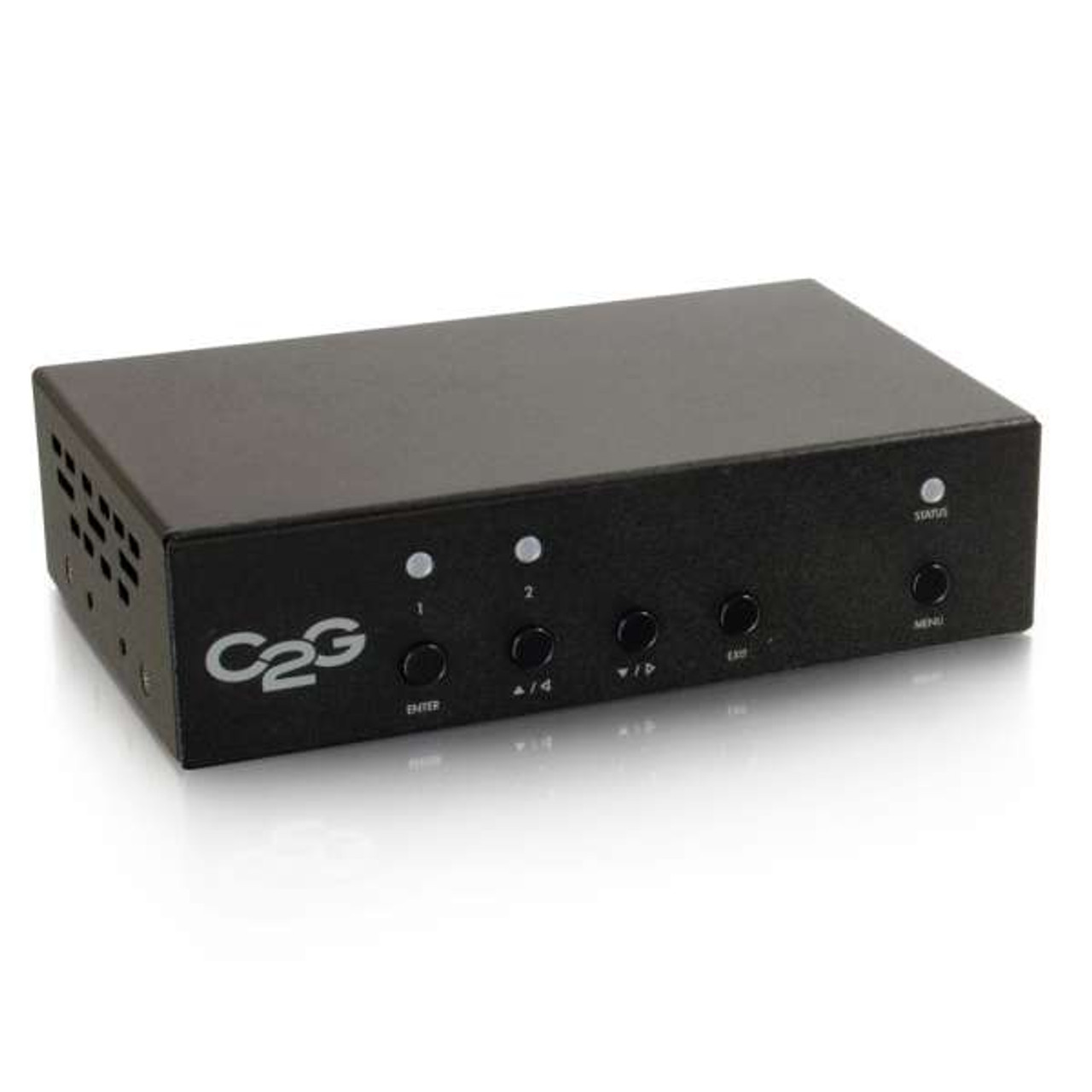 HDBaseT Over Cat5 Extender Receiver - Scaler/De-embedder (29372)