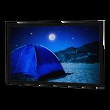 """Da-Lite 28844V 92"""" Parallax Pure Screen"""