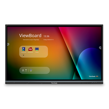 "ViewSonic IFP8650 86"" 4K HD Interactive Display"