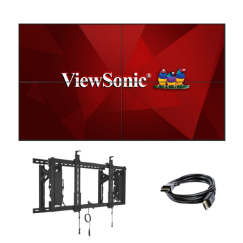 ViewSonic CDX5552-B4 Video Wall System