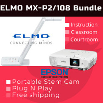Elmo MX-P2/108 Bundle