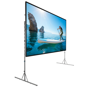 DA-LITE 88608 Fast-Fold Deluxe Screen System