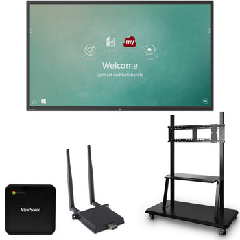 "IFP6550-C2 65"" 4K Interactive Display (Bundle)"