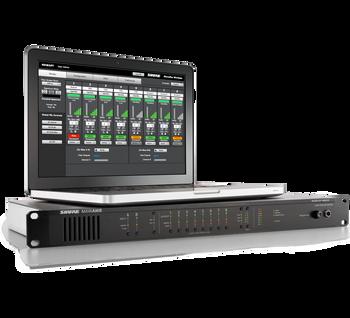 SHURE MXWANI8 8 Audio Network Interface