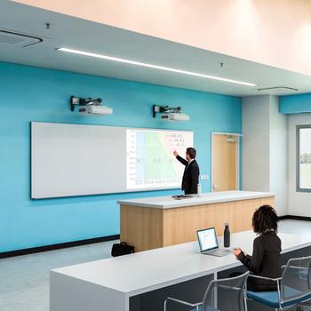 DA-LITE 27959T Interactive Dry Erase Board