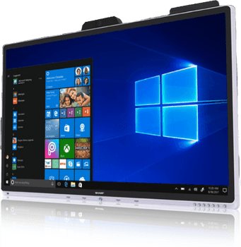Sharp PN-CD701 Windows Collaboration Display (PN-CD701)