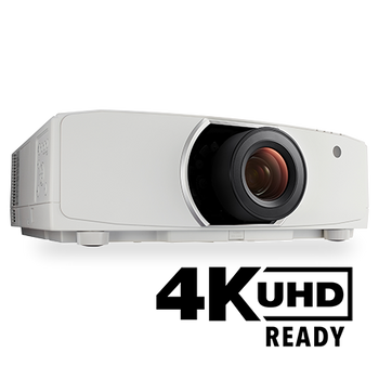 NEC NP-PA903X 9000-Lumen Projector w/ 4K support