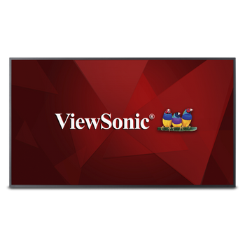 "ViewSonic CDE7520-W - 75"" Display"