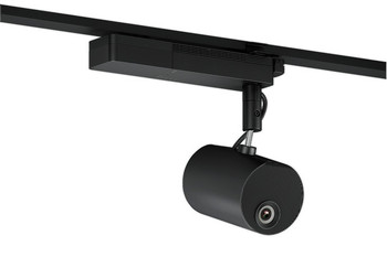 LightScene EV-115 Lighting Track Mount Black