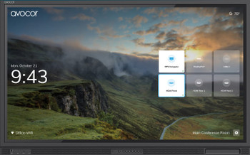 """AVOCOR AVE-5530 55"""" 4K Interactive Touch Display (AVE-5530)"""
