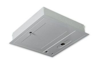 Premier Mounts GB-AVSTOR5 Plenum Rated False Ceiling Equipment Storage GearBox with Pipe Coupler (GB-AVSTOR5)