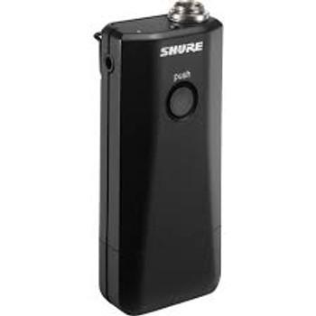 Shure MXW1 Bodypack Transmitter (MXW1)
