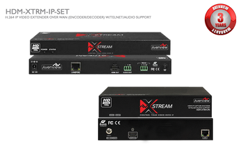 Avenview HDM-XTRM-IPSET IP Video Extender over WAN