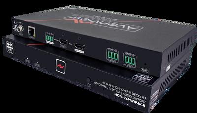 Avenview M-Series 4K - HDMI over IP (HDM-C6MWIP4K-SET)