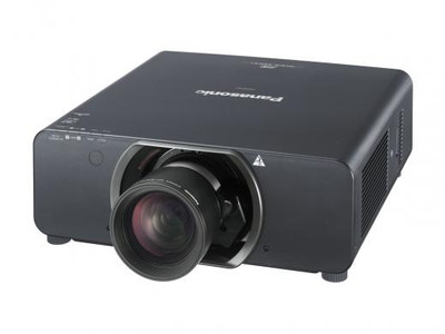 Panasonic PT-DS12KU 3-Chip DLP Laser Projector (PT-DS12KU)