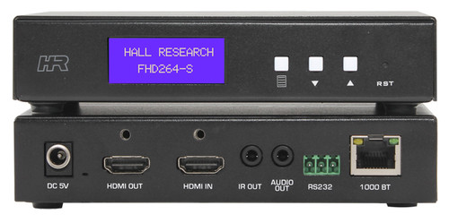 Hall Research Dynamic Virtual Matrix Switch (FHD264-S)