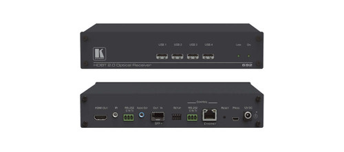 Kramer 4K60 HDMI Fiber Optic Receiver (692)