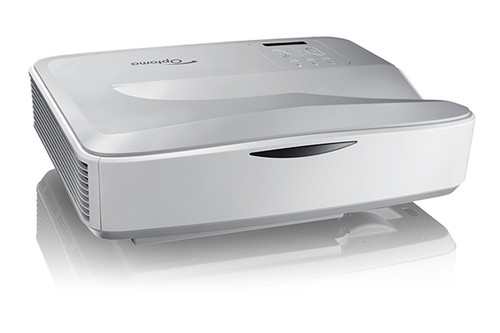 Optoma ZH420UST-W Ultra Short Throw Laser Projector