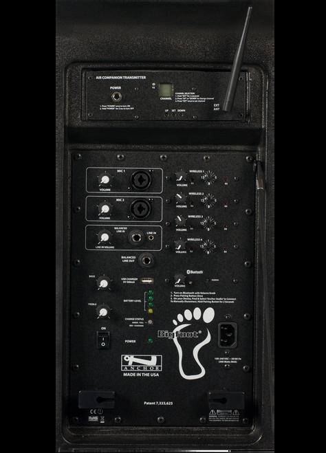 Anchor Audio BIG2-X Bigfoot Line Array speaker (BIG2-X)