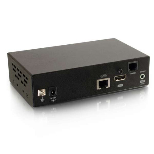HDBaseT Over Cat5 Extender Receiver - Scaler/De-embedder (29372)