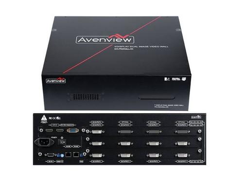 Avenview DVI-PROWALL-9X 9-Display Videowall Processor (DVI-PROWALL-9X)