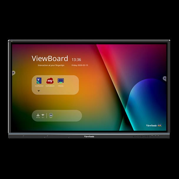 "ViewSonic IFP8650 86"" 4K HD Interactive Display"