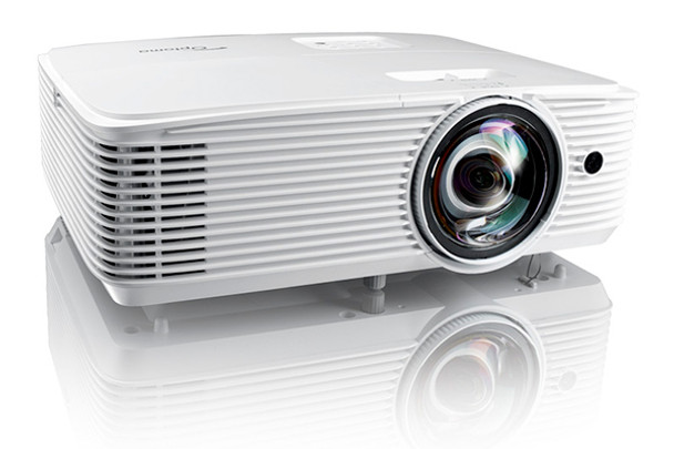 Optoma EH412ST Short Throw Projector