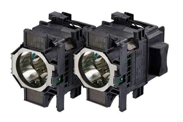 Epson ELPLP84 Replacement Projector Lamp (Portrait Mode - Dual) (V13H010L84)
