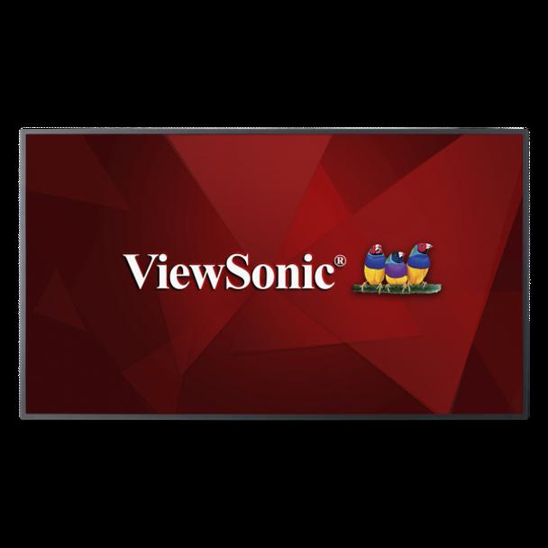 ViewSonic CDE6502 4K Ultra HD Display