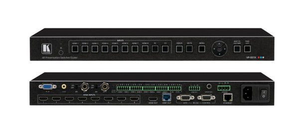 Kramer VP-551x presentation switcher (VP-551X)