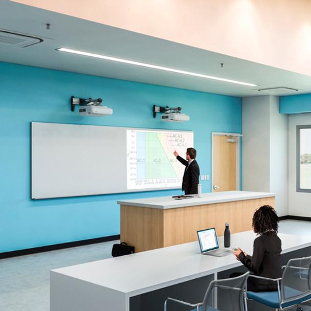 DA-LITE 27956 Interactive Dry Erase Board