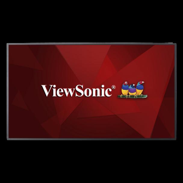 """ViewSonic CDE7520-W 75"""" Display"""
