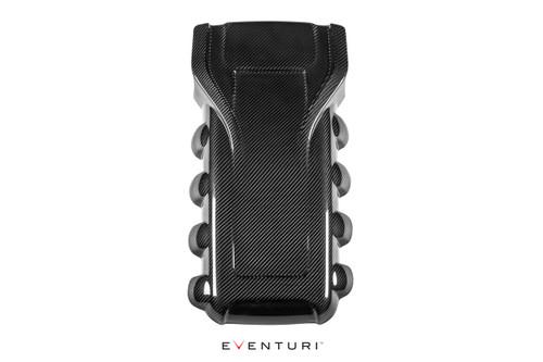 Eventuri Carbon Fibre Engine Cover- Audi RS4 and RS5 (B8) 4.2FSI