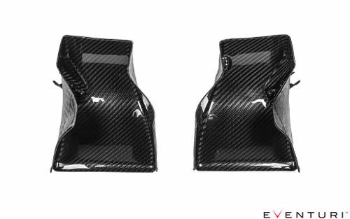 Eventuri Carbon/Kevlar Scoop Set - BMW F10 M5
