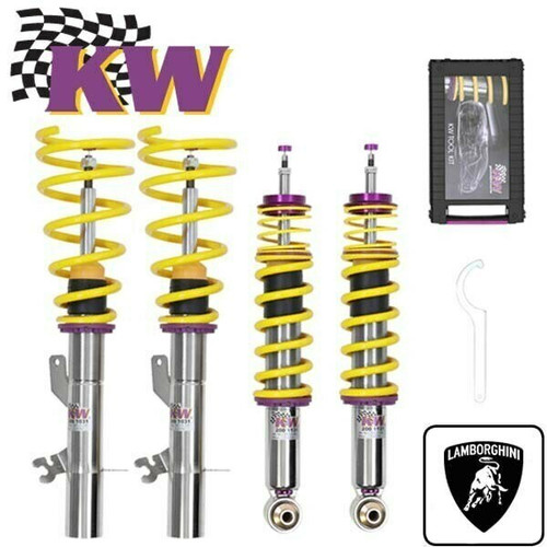 KW Variant 4 Coilovers - AMG GT R (197) with electronic dampers