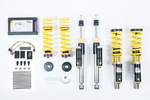 KW Variant 4 Coilovers - 911 Turbo (997)
