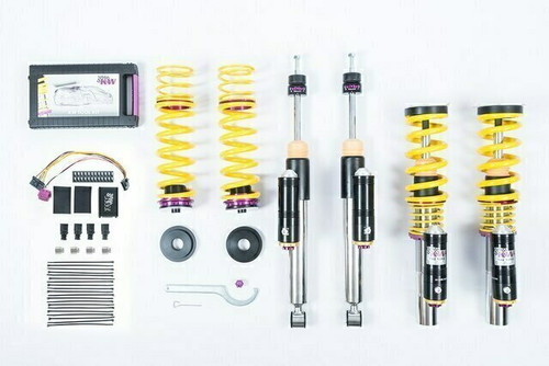 KW Variant 4 Coilovers - C63 AMG