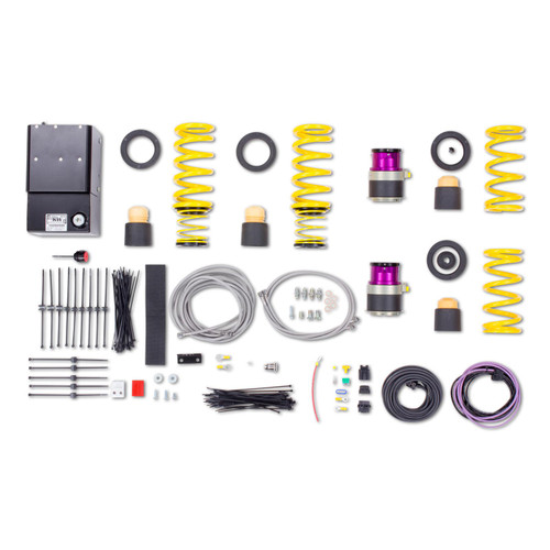 KW HLS 2 Hydraulic Lift System Conversion Kit for OE Dampers - 911 (991)