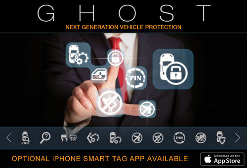 Autowatch Ghost Immobiliser System for Canbus Cars