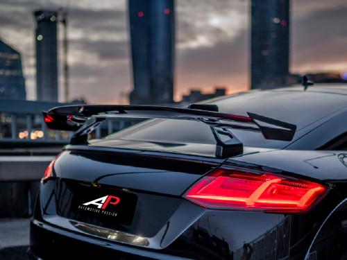 8S, Carbon Fibre, Gloss Carbon, Spoiler, TTRS, Wing