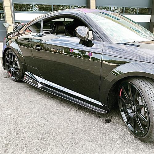 AP Design Audi TT 8S Carbon Fibre Side Skirts