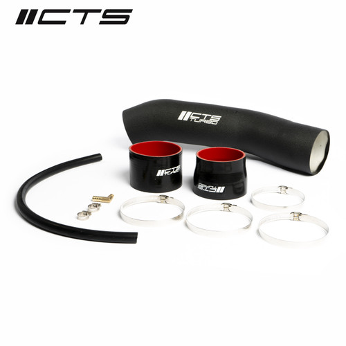 """CTS Turbo 4"""" Air Intake Pipe - 8V.2 RS3/8S TTRS 2.5T EVO"""